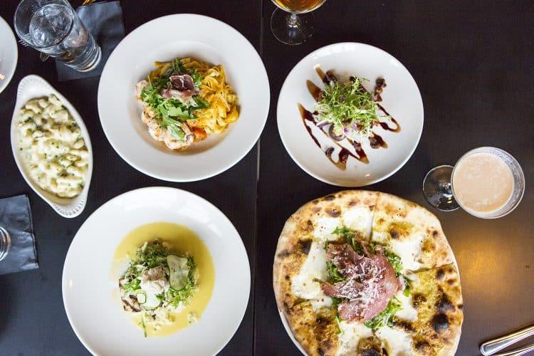 aRoma Italian in Austin, Texas