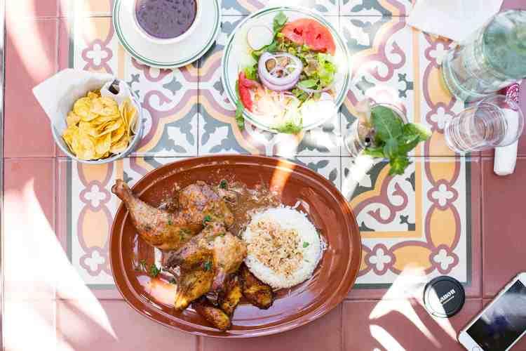 Havana 1957 Cuban Food Miami