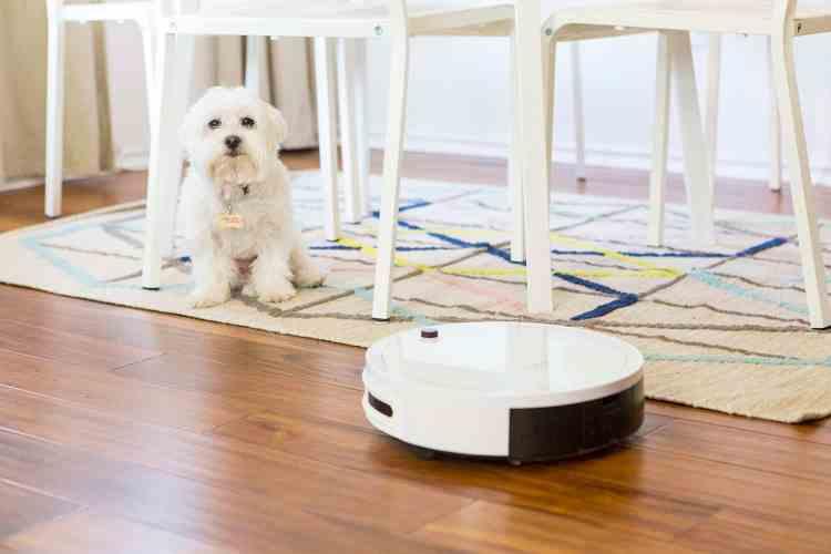 bObi Robotic Vacuum Cleaner 4