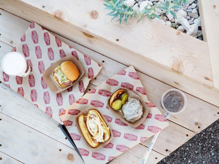 Symon's Burger Joint