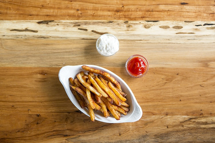 Sala & Betty French Fries