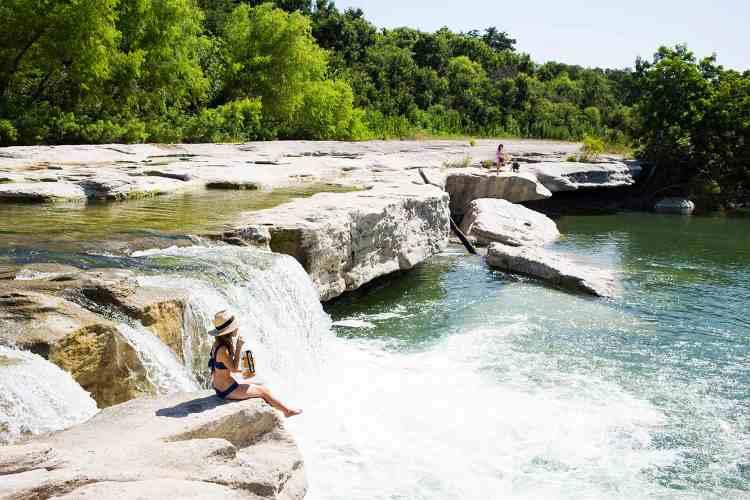 McKinnney Falls