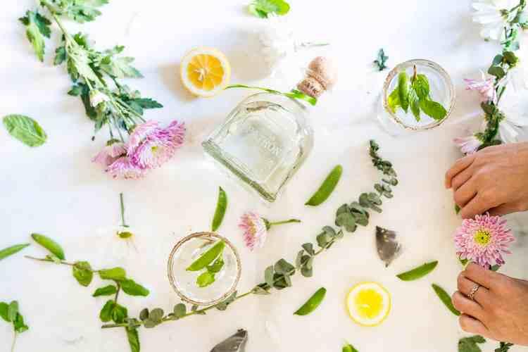 English Garden Margarita