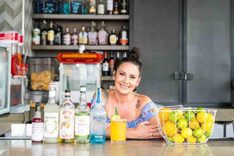 Caitlin O'Hair Bartender