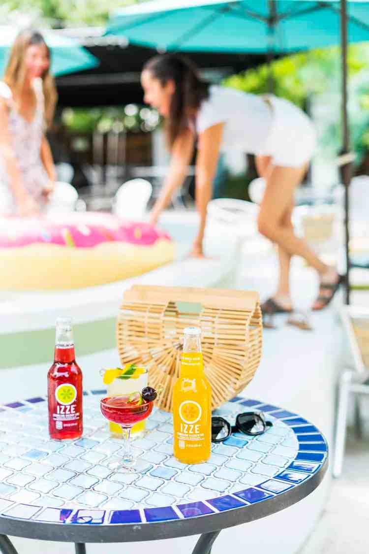IZZE summer cocktails