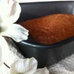 Eggless Ovaltine Cake