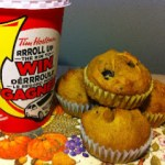 Pumpkin Raisin Muffins