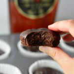 Vegan Chocolate Maple Syrup Muffins