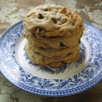 Chocolate, Raisin and Butterscotch Cookies