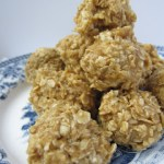 Oat and Peanut Butter Energy Balls