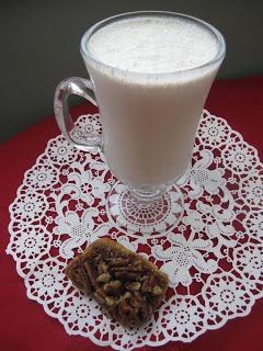 Pecan Squares Milkshake