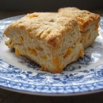 Whole Wheat Cheese Biscuits