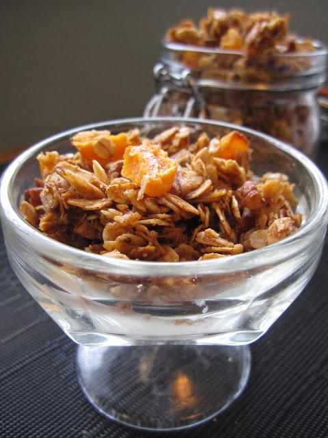 Apricot Granola