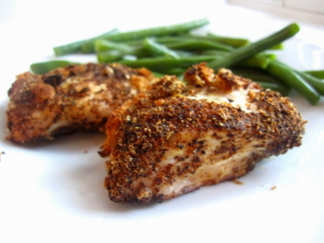 Easy Mustard Chicken
