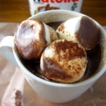 Microwave Nutella Hot Chocolate