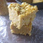 Peanut Butter Rice Krispies Squares