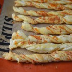 Cheddar Cheese Twists