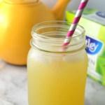 Honey Green Tea Lemonade Recipe