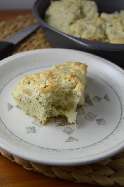 Sour Cream and Parsley Scones Recipe