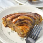 Easy Giant Cinnamon Roll Cake