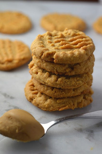 Peanut Butter Protein Cookies Recipe