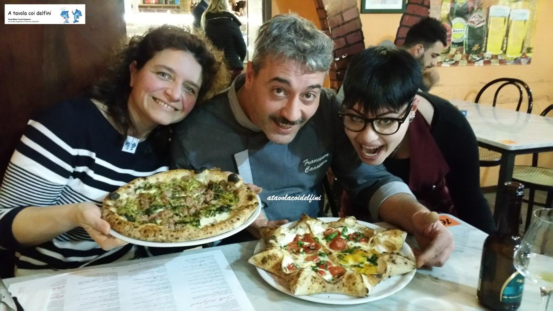 Checco Pizza raddoppia con lOsteria Casa e Putea a Lecce  A tavola coi delfini