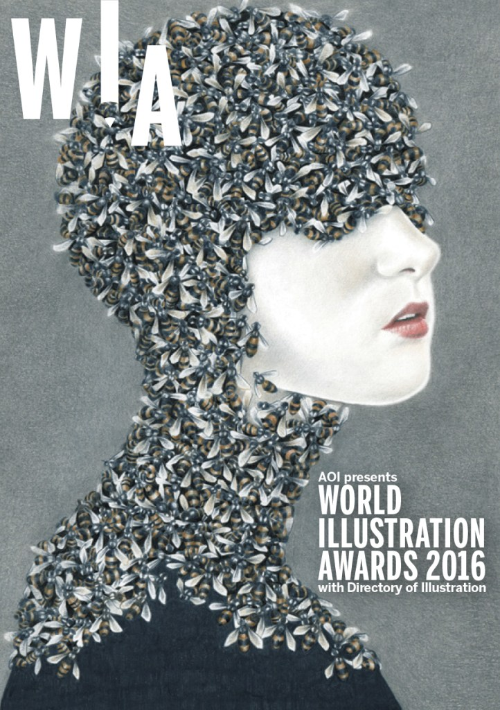 The AOI World Illustrating Awards – The Entry