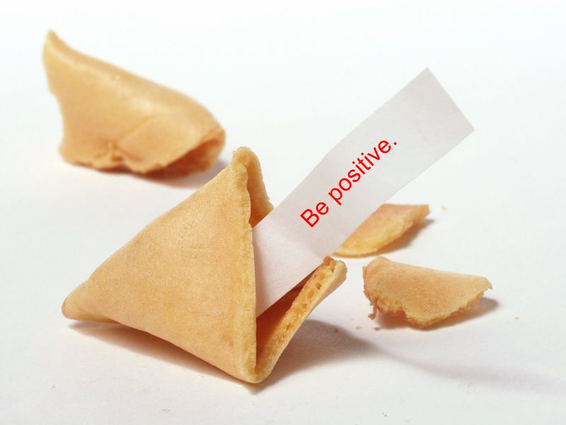 Fortune Cookie Friday: Positive Law of Attraction
