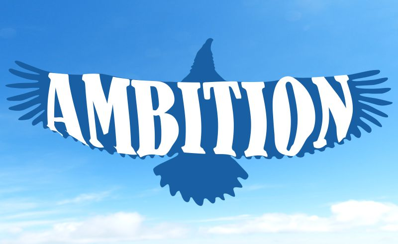 Fortune Cookie Friday: Wings of Ambition