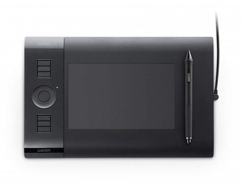 Wacom Intuos4 Small Pen Tablet Model PTK-440