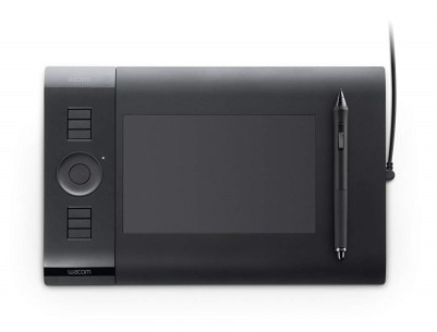 Wacom Intuos4 Small Pen Tablet Model PTK-440