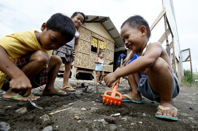 Filipino Childhood Days; Then and Now