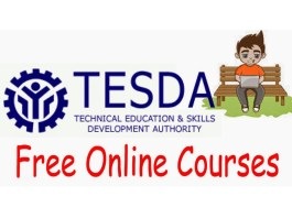 TESDA Offers FREE Online Courses