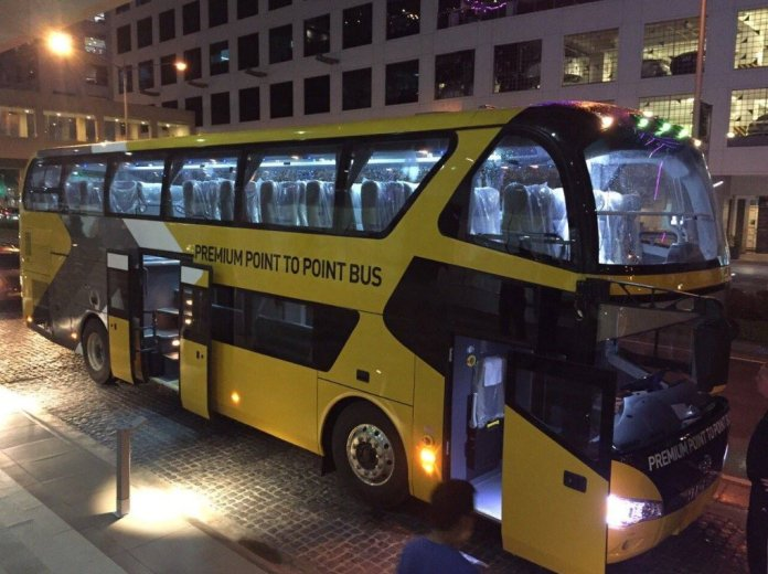 Have you experience the Double Decker Bus ride in Metro?