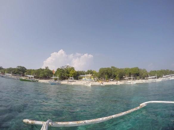 Balicasag Island, Bohol Philippines