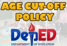 Age Cut-Off Policy