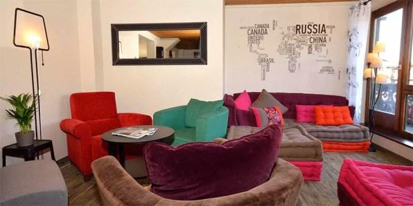 Pleisure-Lounge