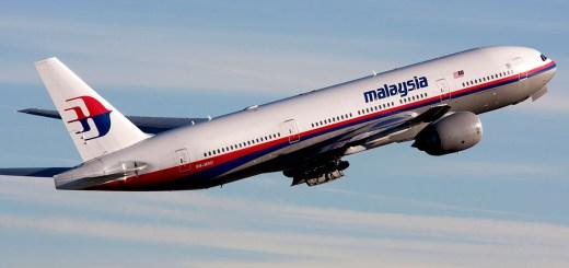Malaysian Boeing 777