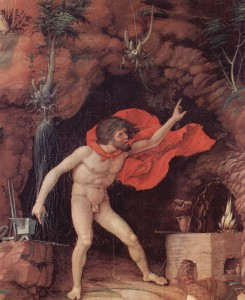 Hephaestus Painting