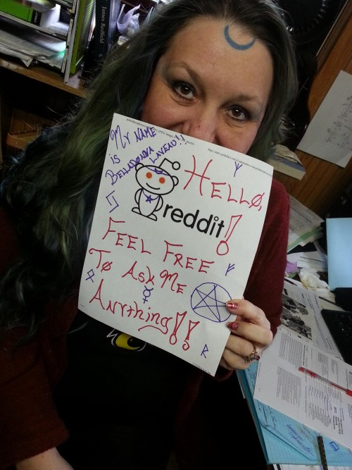 Belladonna's Ask Me Anything