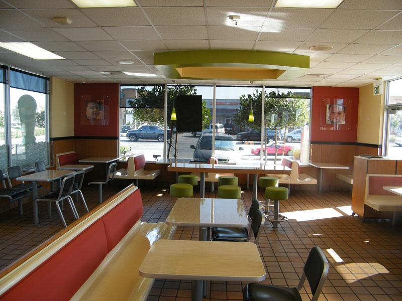 ATC Design Group McDonalds Restaurant Trabuco