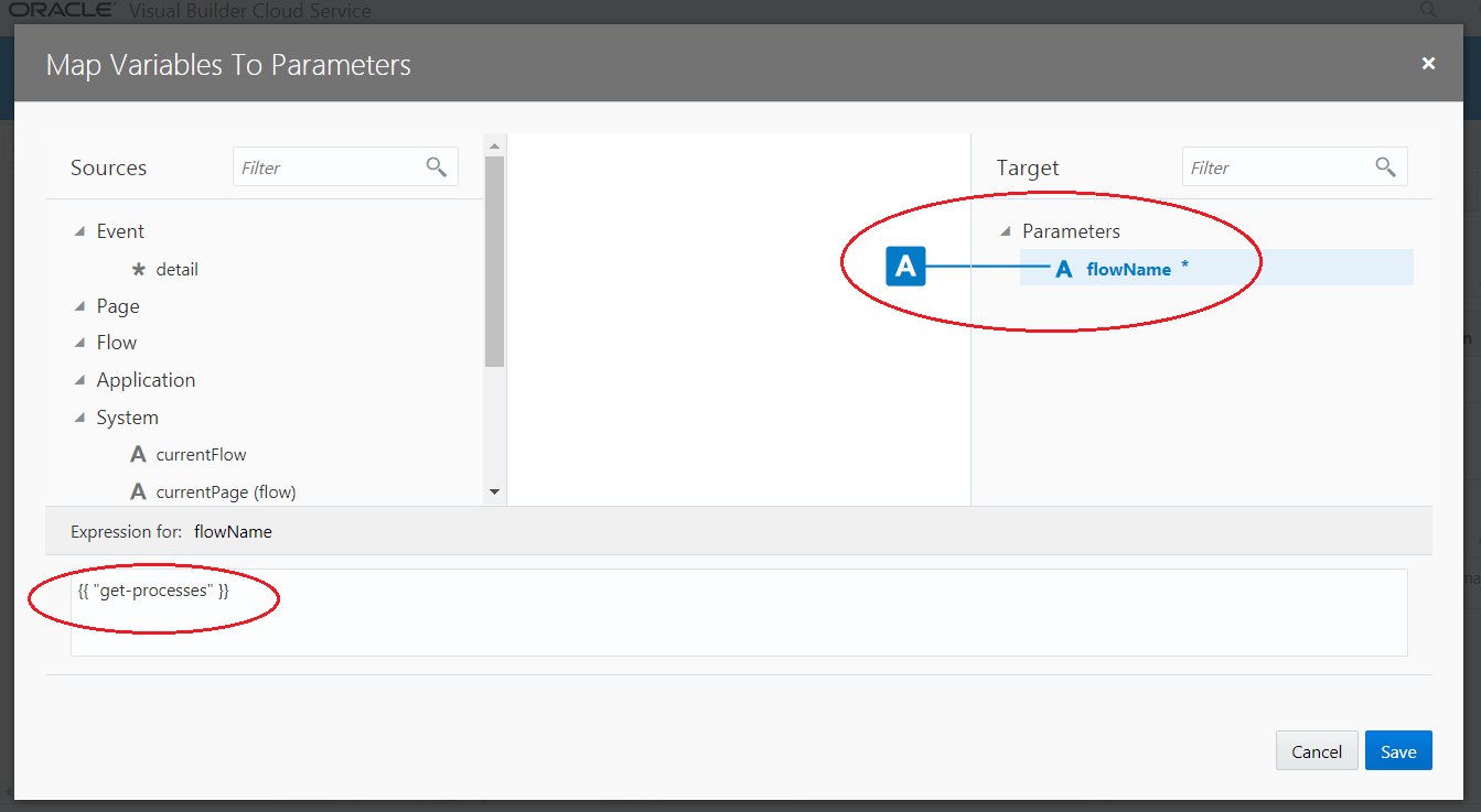 Some Tips for Working with Visual Builder UI Components in