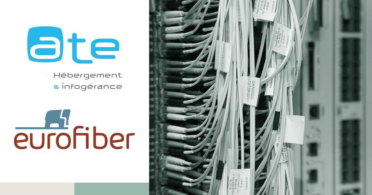 ATE rejoint le groupe néerlando-belge spécialisé en infrastructures numériques Eurofiber