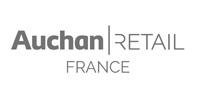 Auchan Retail France client hébergement infogérance ATE