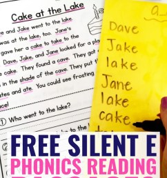 FREE Phonics Reading Passages Students Love to Read [ 1102 x 735 Pixel ]