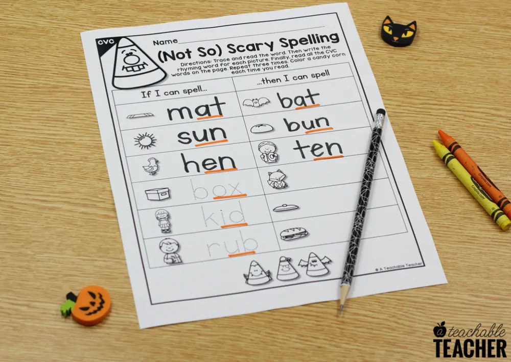 halloween-themed activity for kids