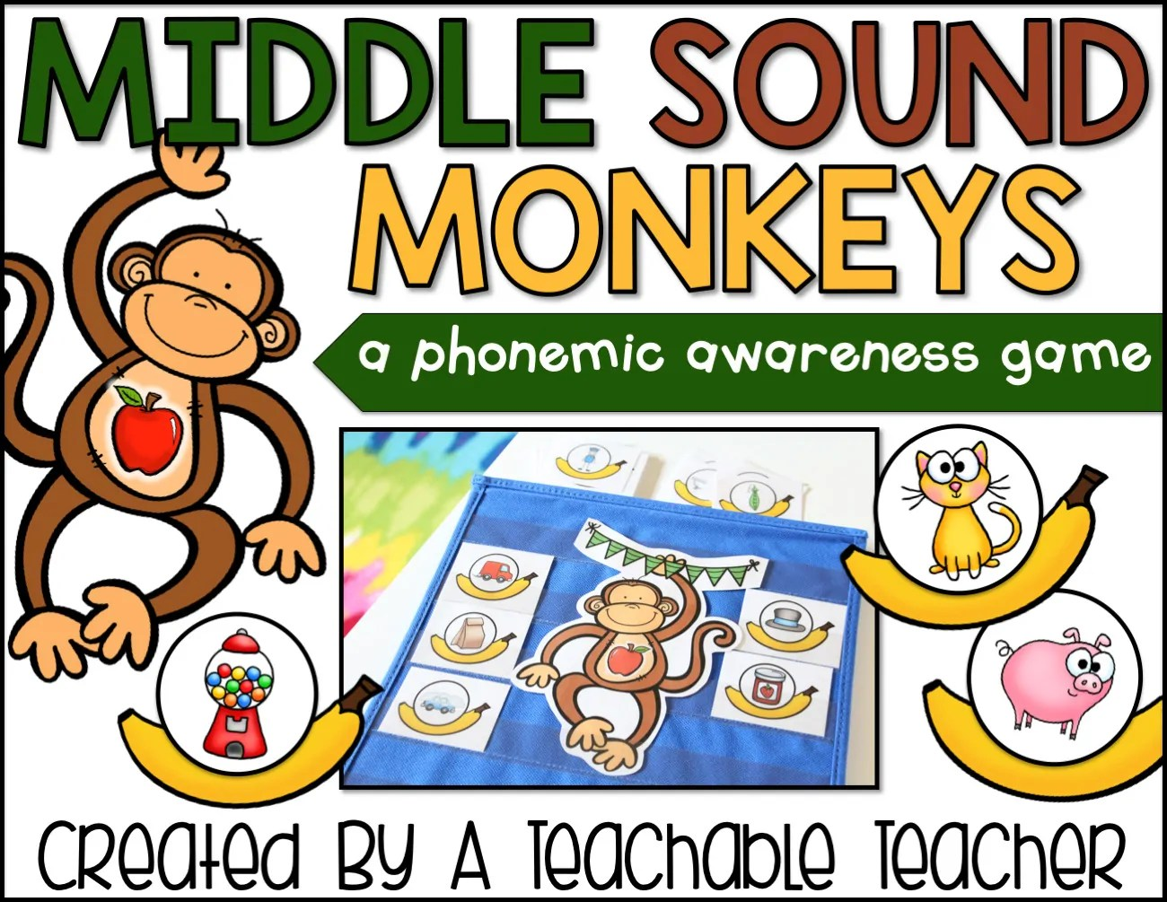 Beginning Phonemic Awareness Activities