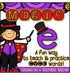 The Ultimate List of CVCe Words - A Teachable Teacher [ 2249 x 1499 Pixel ]