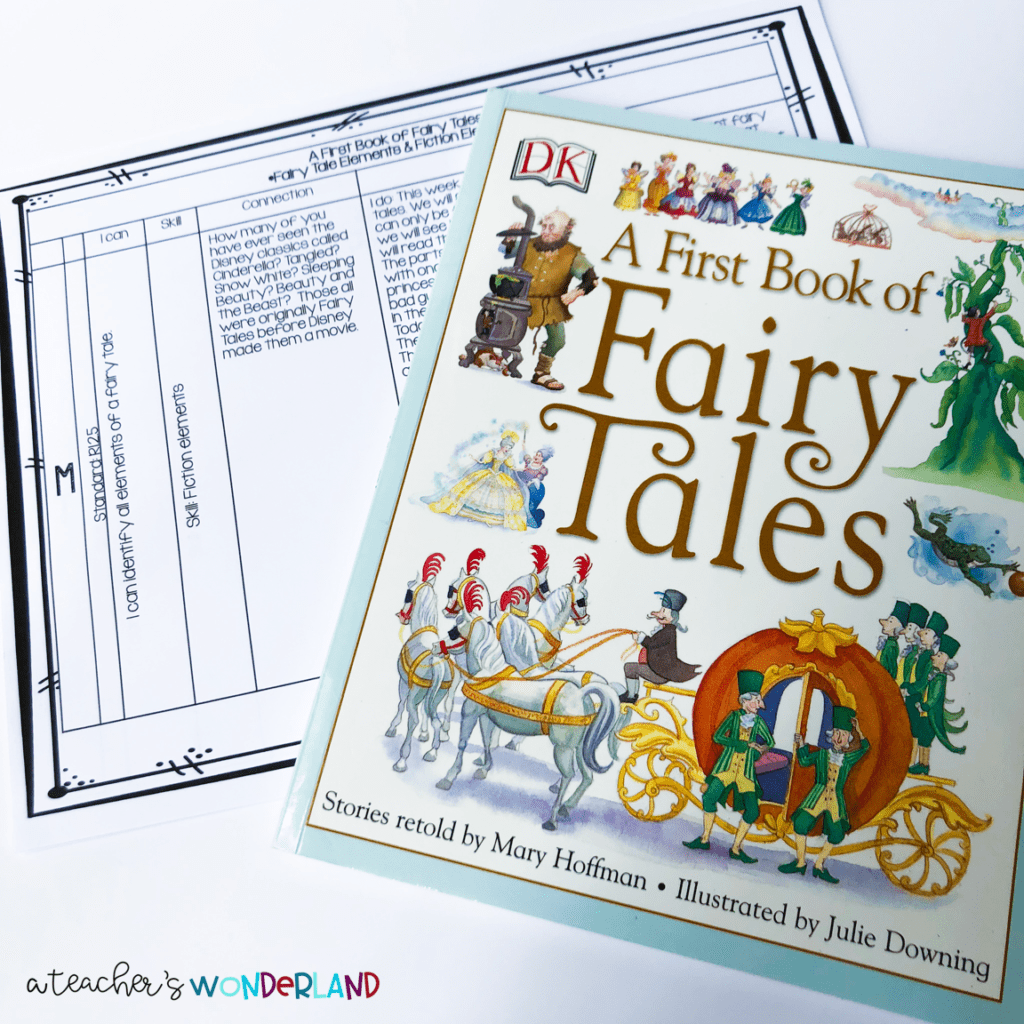 hight resolution of How to Use Fairy Tales in a 5th-Grade Classroom - A Teacher's Wonderland