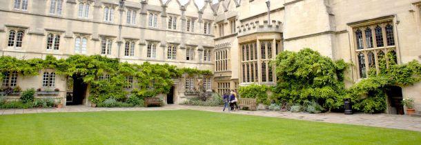 英國夏令營_牛津大學